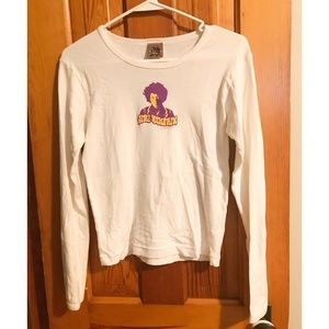Jimi Hendrix Long Sleeve T